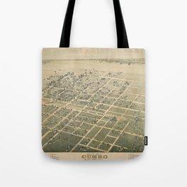 Cuero Texas 1881 Tote Bag