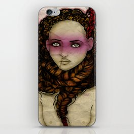 Trenza iPhone Skin