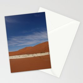 NAMIBIA ... Deadvlei pan Stationery Cards