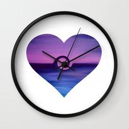 Spirit of love Wall Clock