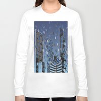 divergent Long Sleeve T-shirts featuring Divergent by Melissa Woodall