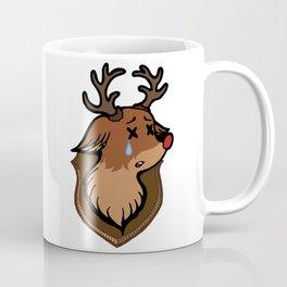 Rudolf needs your voice! Coffee Mug
