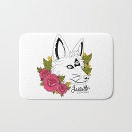 Geppetto Tri-Fox Bath Mat