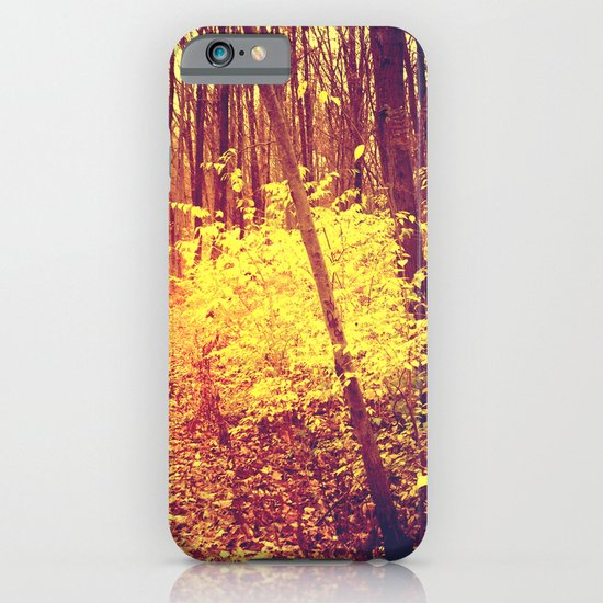 The Golden Hour iPhone & iPod Case