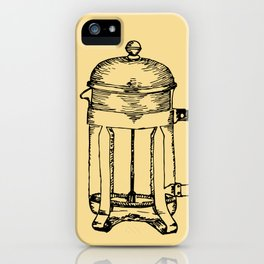 French Press iPhone Case