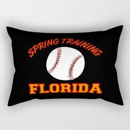 Baseball Spring Training 2018 Rectangular Pillow