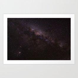 Milkyway Dreams Art Print
