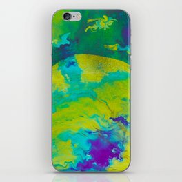mindwaves iPhone Skin
