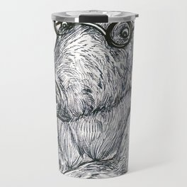 Mr Boar Knit Travel Mug