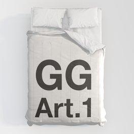 GG Art. 1 Comforters