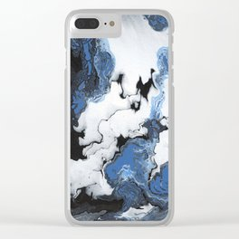 From Above 3 Clear iPhone Case