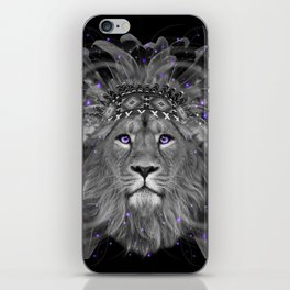 Don't Define Your World (Chief of Dreams: Lion) Tribe Series iPhone Skin