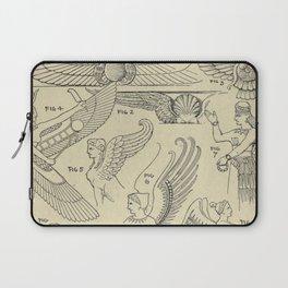 Winged Mythology Laptop Sleeve