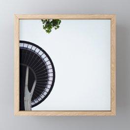orbit Framed Mini Art Print