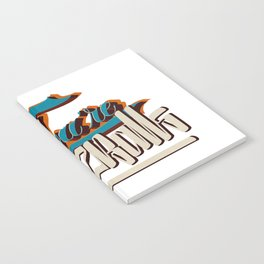 YOU'RE AMAZBALLS Notebook