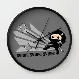 Swish!!! Wall Clock