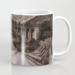 Dog Creek and Fenders Ferry Bridges Coffee Mug