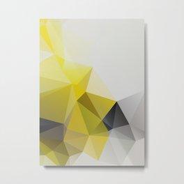 Yellowhill 2 Metal Print