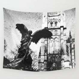 Archangel Michael Wall Tapestry
