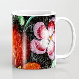 Vintage Flowers 4 Coffee Mug