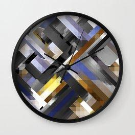 MON - Oscar Niemeyer Museum Wall Clock