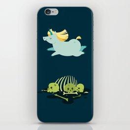 Chubbycorn iPhone Skin
