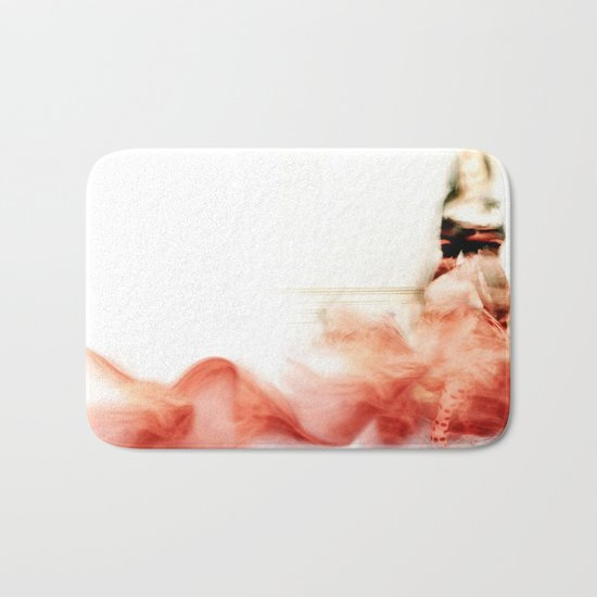 Lady Rose Bath Mat