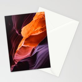 Waves of Earth Stationery Cards