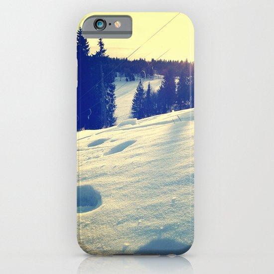 Frognerseteren iPhone & iPod Case