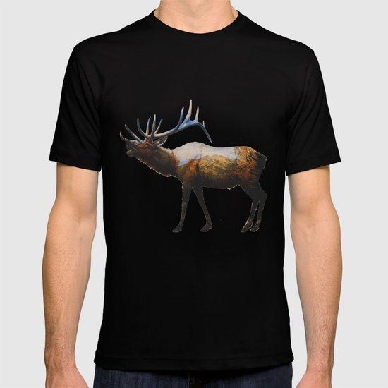 The Rocky Mountain Elk T-shirt