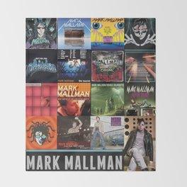 Mark Mallman - Album Compilation Throw Blanket