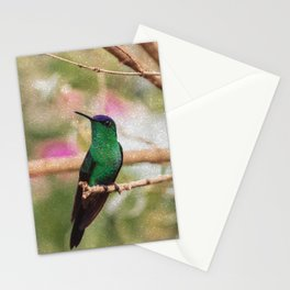 Bird - Photography Paper Effect 001 Stationery Cards