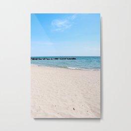 AFE Toronto Island Beach3 Metal Print