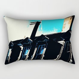 Chimneys 2228 Rectangular Pillow