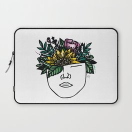 Thoughtful (Color) Laptop Sleeve