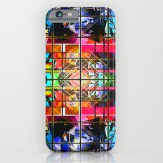 3-D-GEOMETRY AND COLOR. iPhone 6s Slim Case