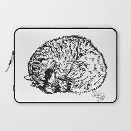 Sleeping Raccoon Laptop Sleeve