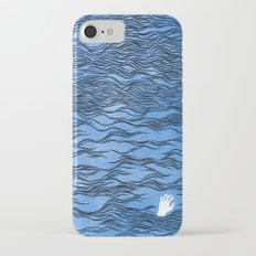 Man & Nature - The Dangerous Sea iPhone 7 Slim Case
