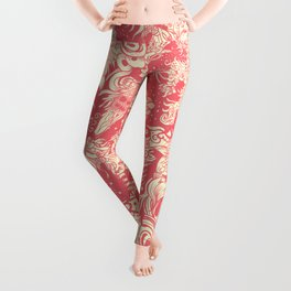 Big wave soft Leggings