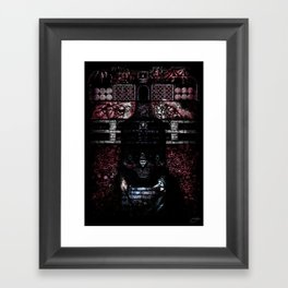 """The Cask of Amontillado"" - Edgar Allan Poe Series Framed Art Print"