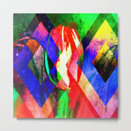 The Tulip Metal Print
