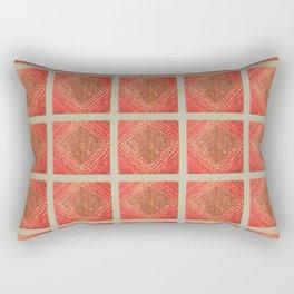 Tattered Threads Rectangular Pillow