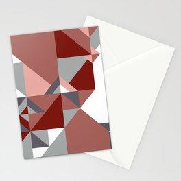 Triangle Bottle Shape  Stationery Cards