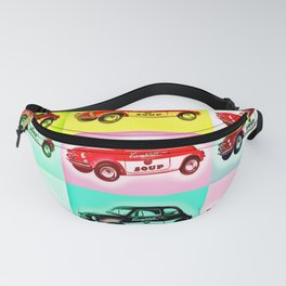 Pop car -  Icons Fanny Pack