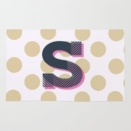 S is for Sweet Rug
