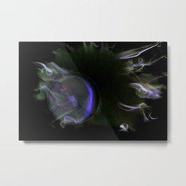 Crystal magic Metal Print