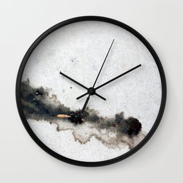 Watching the Trickle Wall Clock