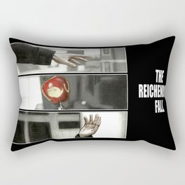 The Reichenbach Fall Rectangular Pillow