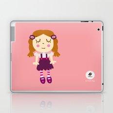 sleep doll Laptop & iPad Skin