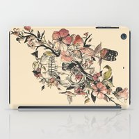 butterfly iPad Cases featuring La Dolce Vita by Norman Duenas